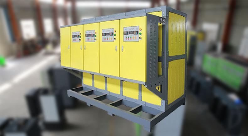 400KW电磁导热油炉