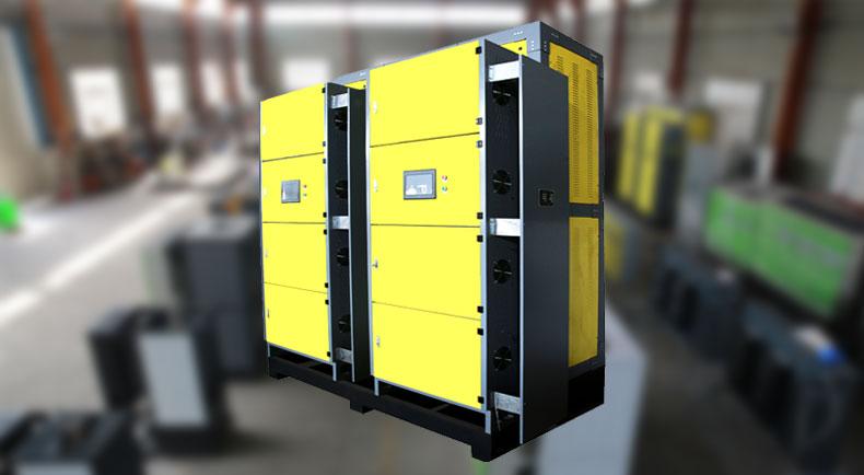 600kw电磁导热油炉