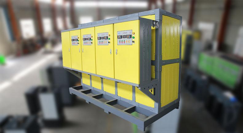 400KW电磁采暖锅炉