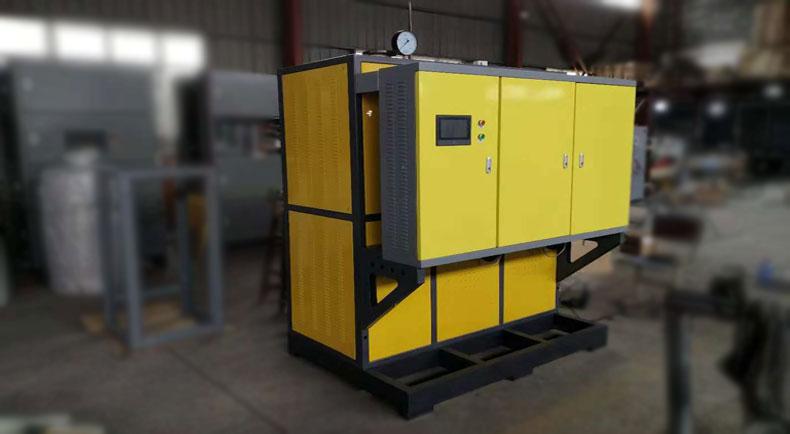 200KW电磁导热油炉