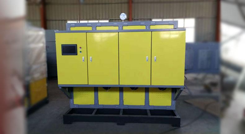 300KW煤改电锅炉