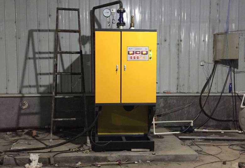 香蕈实业100KW电磁蒸汽锅炉