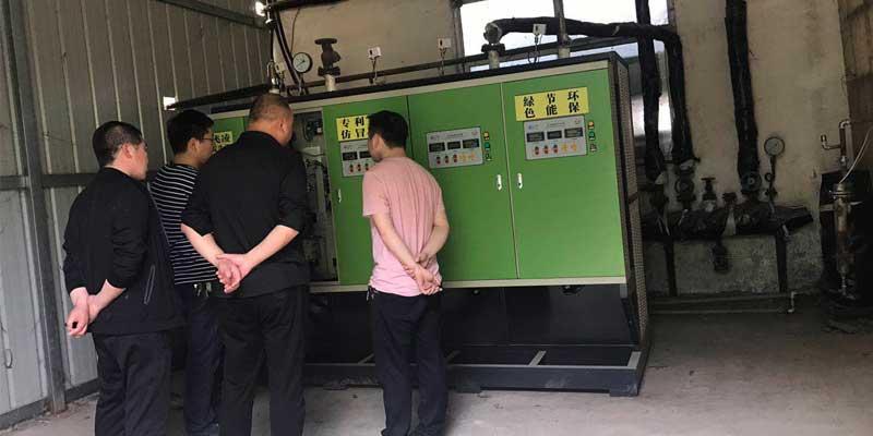 胶合板生产电磁蒸汽锅炉